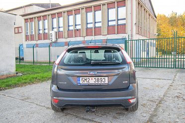 Ford Focus 66 KW TDci