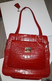Červená kabelka RIPANI
