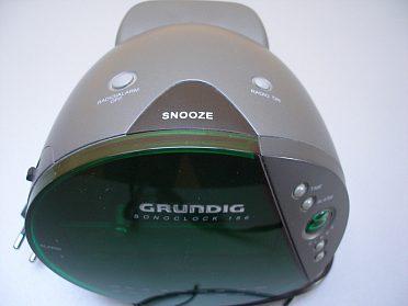 Prodám radiobudík GRUNDIG