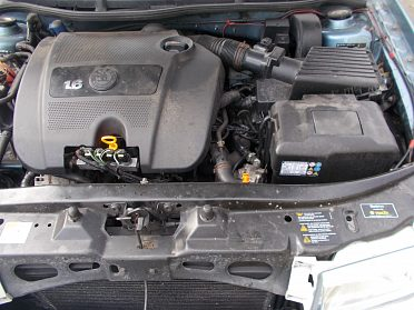 Prodám Octavia 1 com 1.6+LPG r.v 2009 naj 111 000km