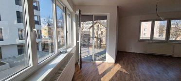 Nový prostorný byt u parku Flora 69m2