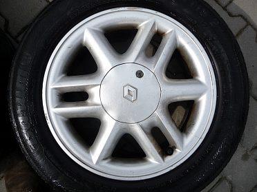Alu kola Renault