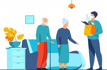 Pomáhejte židenickým seniorům v projektu Židenice pro staroušky