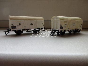 Prodej vagonů TT osobní, rychlíkové