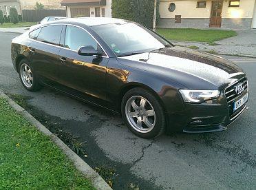 Audi A5 3.0TDI SPORTBACK