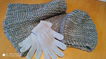Souprava-čepice+nákrčník+rukavice