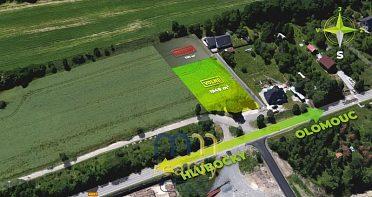 Prodej pozemku pro bydlení Velká Bystřice